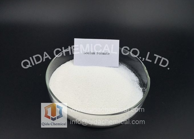 CAS 141-53-7 Sodium Formate Formic Acid Sodium Salt White Powder