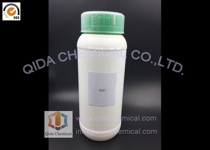 CAS 134-62-3 Chemical Insecticides 200kg Drum Diethyltoluamide 99% Tech