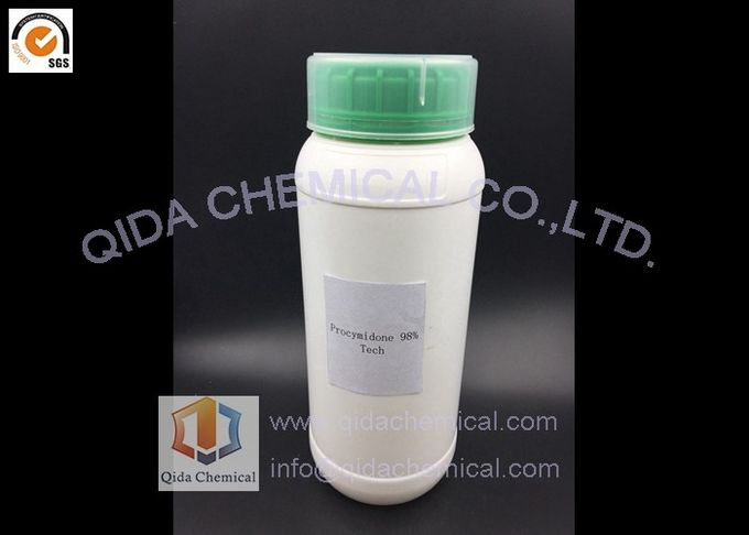 Chemical Procymidone Fungicide CAS 32809-16-8 White Crystal Solid