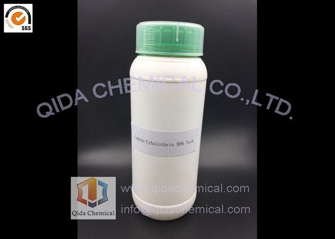 Lambda Cyhalothrin Chemical Insecticides Powder CAS 91465-08-6