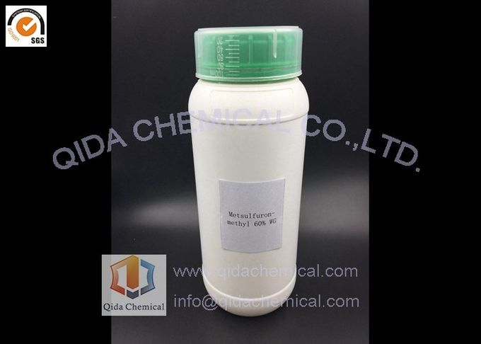 Metsulfuron Methyl Biodegradable Herbicide CAS 74223-64-6 60% WG