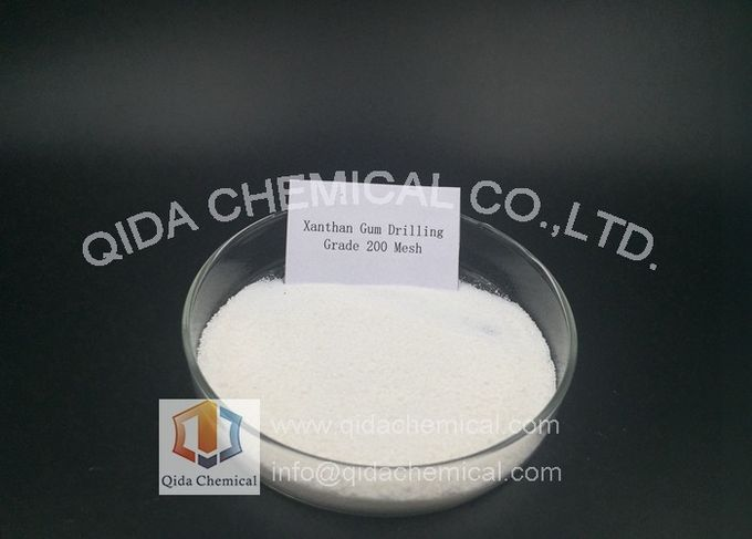 11138-66-2 Xanthan Gum Oil Drilling Grade 200 Mesh Anti Salt , Anti Pollution